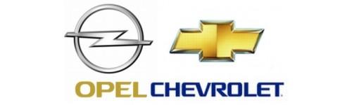 OPEL - CHEVROLET