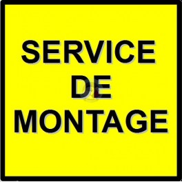 Service: Montage de votre boitier.