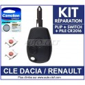 KIT REPARATION DACIA